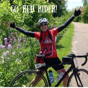 Go Red Rider!