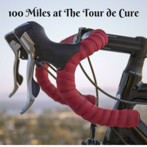 100 Miles at The Tour de Cure
