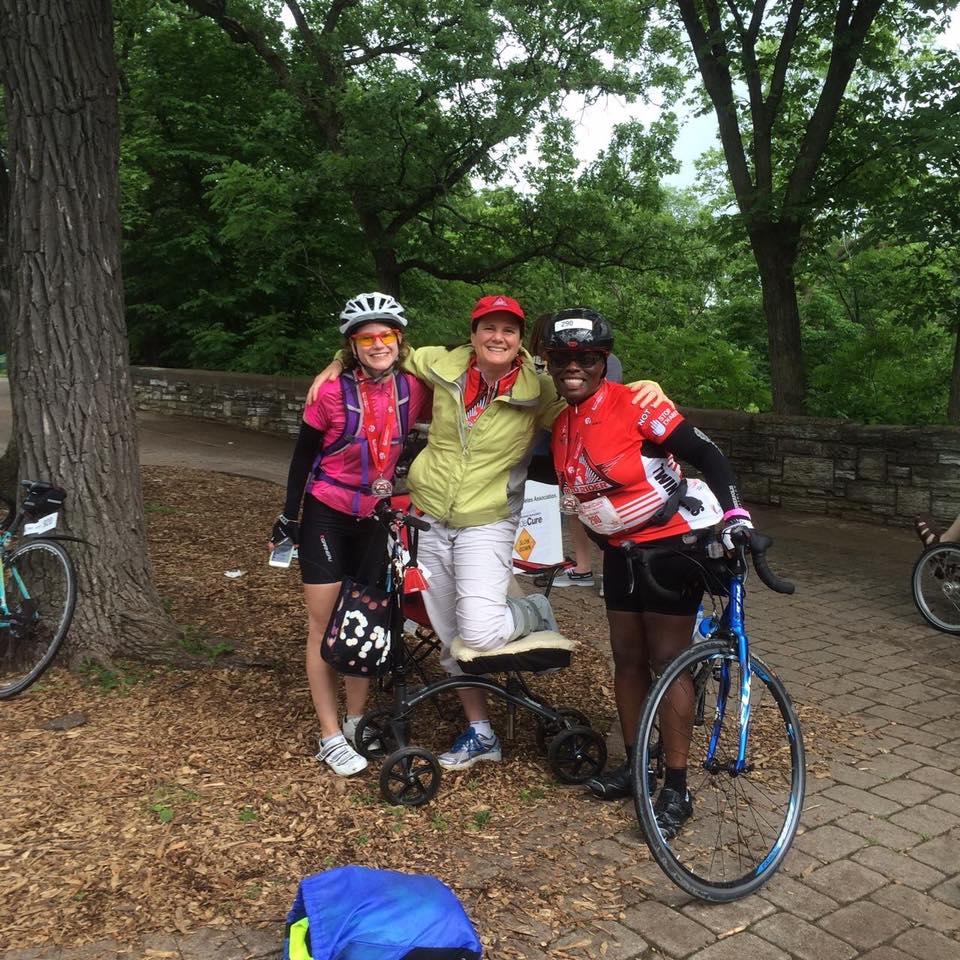 American Diabetes Association  Twin Cities Tour De Cure